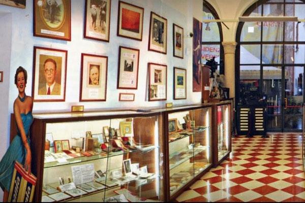 Cena Spiedo all'Osteria di Concesio con Museo Nazionale della Fotografia di Brescia