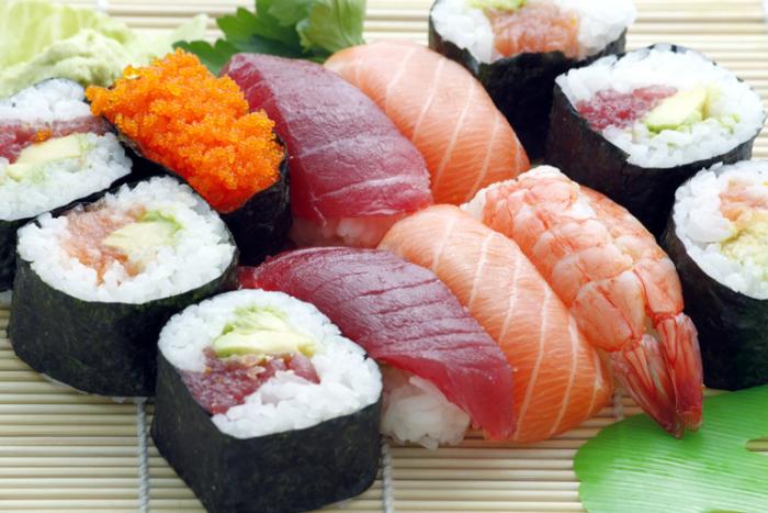Degustazione di Sushi e Sashimi a La Preziosilla di Nave