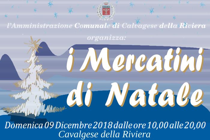 Mercatini di Natale a Cavalgese della Riviera