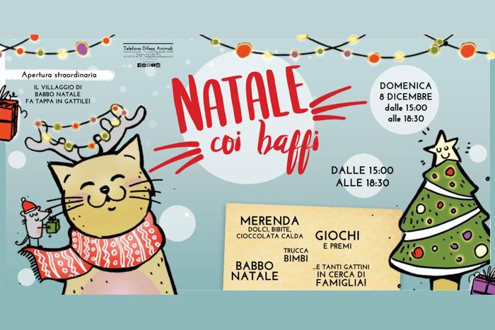 Natale coi Baffi - Capriano de Colle