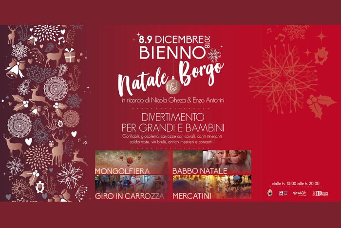 Natale del Borgo - Bienno in Val Camonica