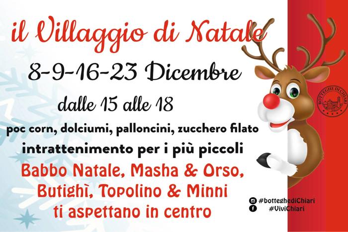 Villaggio di Natale - Chiari