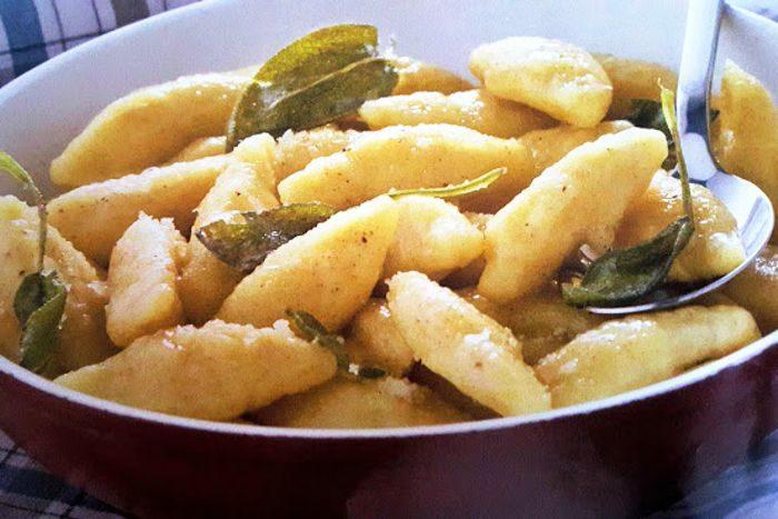 Gnocchi di patate crude
