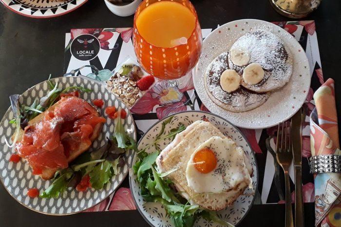 Brunch Locale Caffè Cucina - Brescia