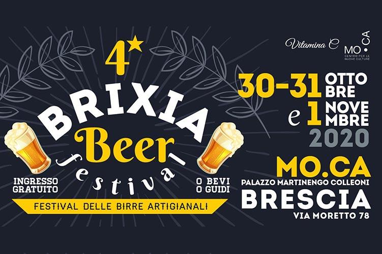 Brixia Beer Festival 2020 a Brescia