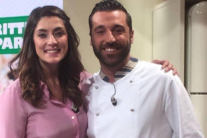 Chef Ivan Giavarini a La Prova del Cuoco