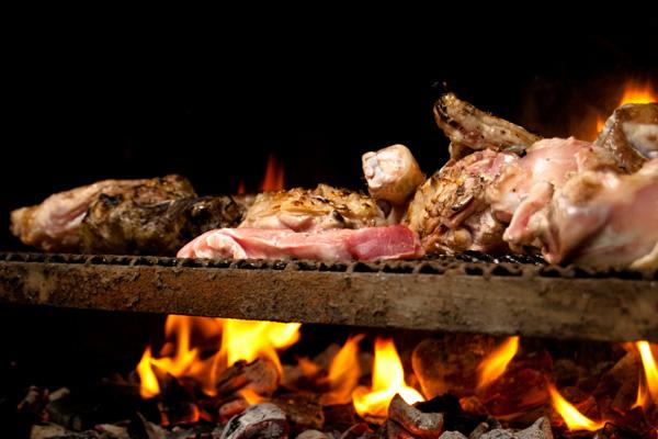 La grigliata in Valle Bresciana - Osteria Valle Bresciana