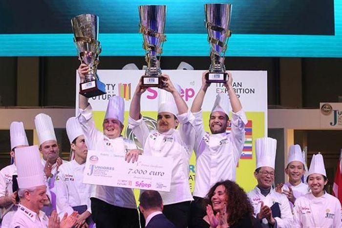 Campionato Mondiale Juniores Pasticceria