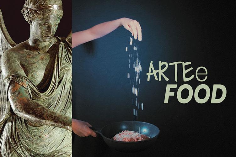 Arte e Food ai Musei Santa Giulia di Brescia