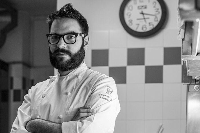 Chef Pasquale Tozzi