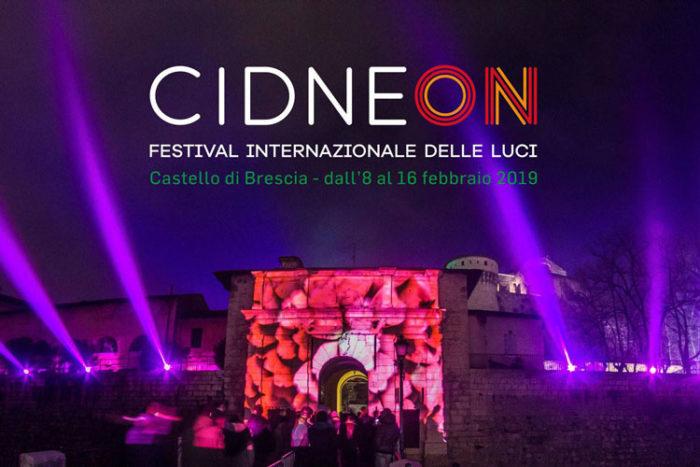 Cidneon Festival Internazionale delle Luci - Brescia