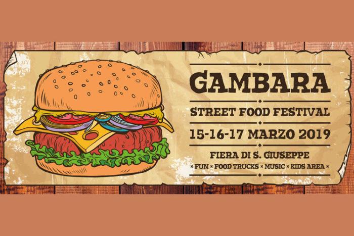 Gambara Street Food Festival 2019