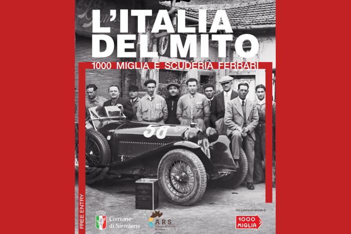L'Italia del Mito - 1000 Miglia e Scuderia Ferrari