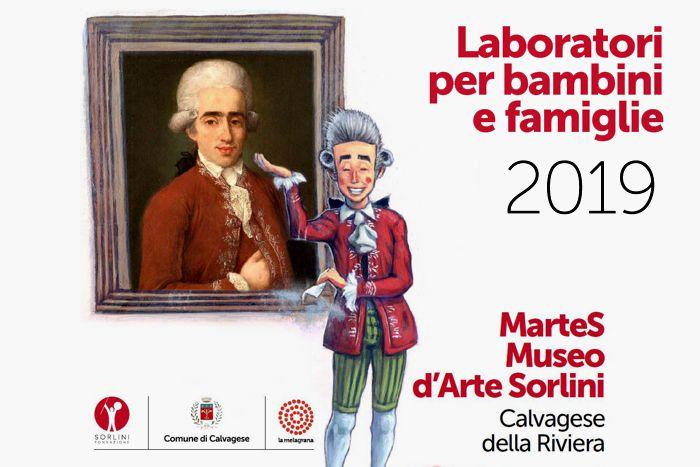 Laboratori 2019 al MarteS Museo d'Arte Sorlini