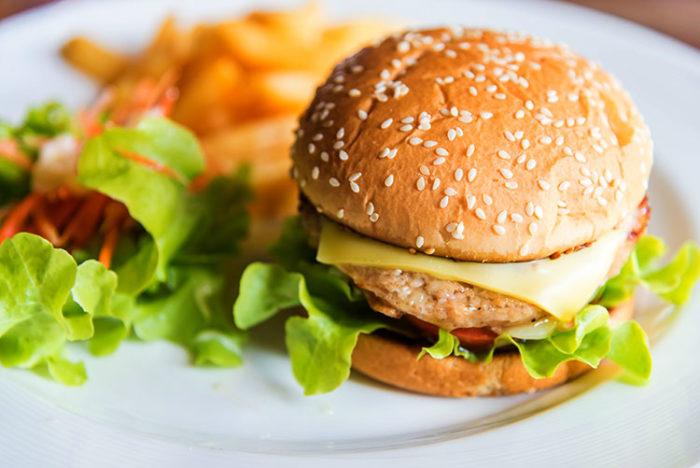 Serata Hamburger - Stella d'Italia