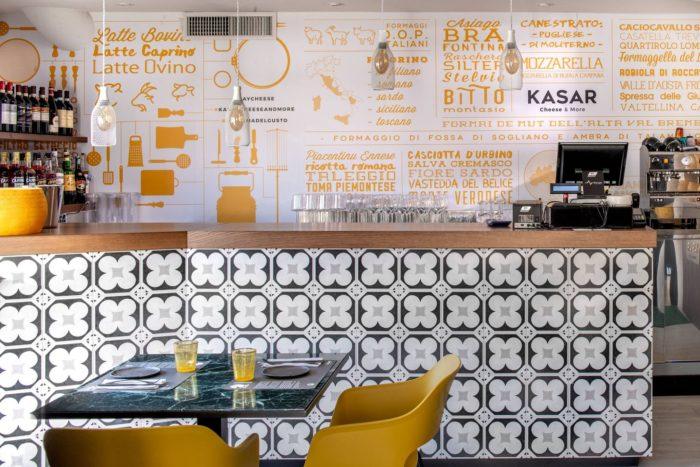 Interno Kasar Cheese&more - Brescia