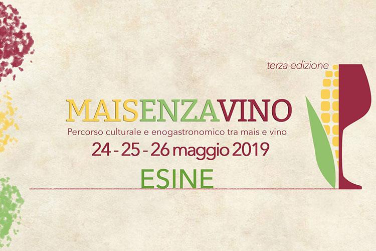 MaisenzaVino 2019 - Esine