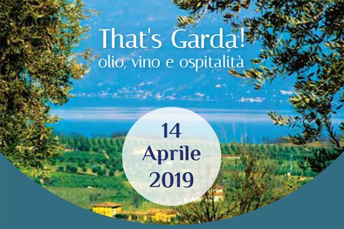 Thats' Garda 2019 - Salò