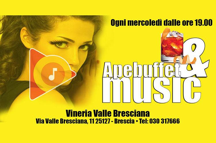Apebuffet & Music - Osteria Valle bresciana