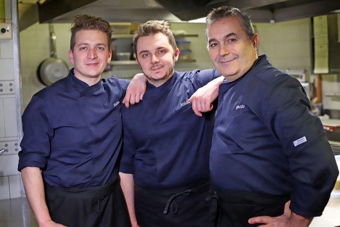 Brigata Stella d'Italia - Chef Ernesto Sandrini