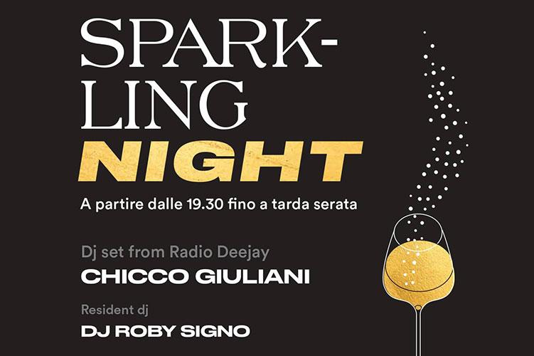 Sparkling Night - Osteria Valle Bresciana