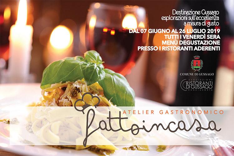 Atelier Gastronomico Fattoincasa