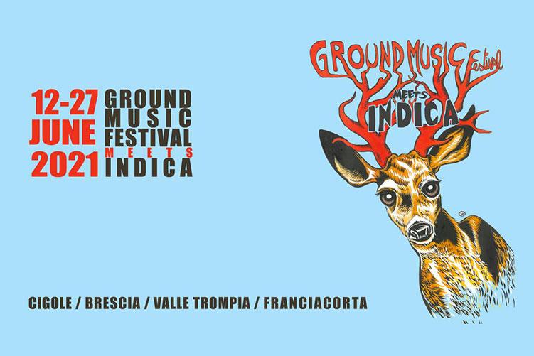 Ground Music Festival 2021 in Franciacorta