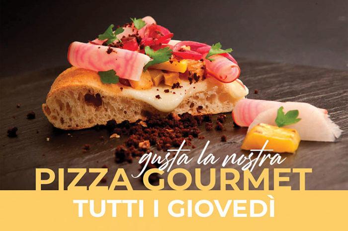 Pizza Gourmet - Osteria Valle Bresciana