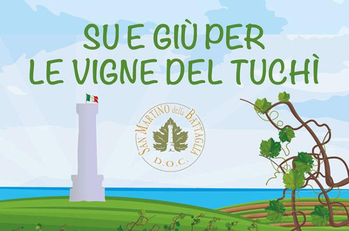 Su e giù per le Vigne del Tuchì - San Martino della Battaglia