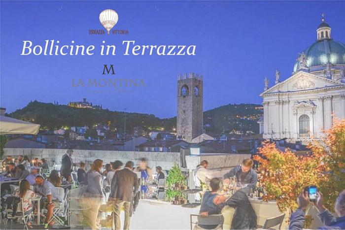 Al Vittoria Di Brescia Bollicine In Terrazza Brescia A Tavola
