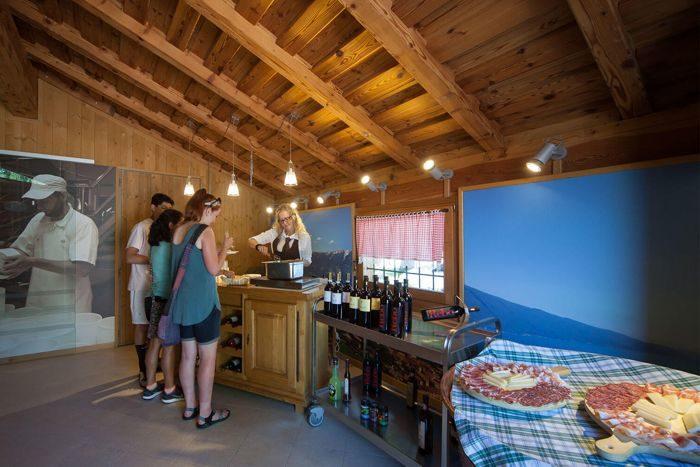 Degustazioni Alpe del Garda - Tremosine