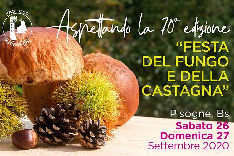 Festa del Fungo e della Castagna a Pisogne