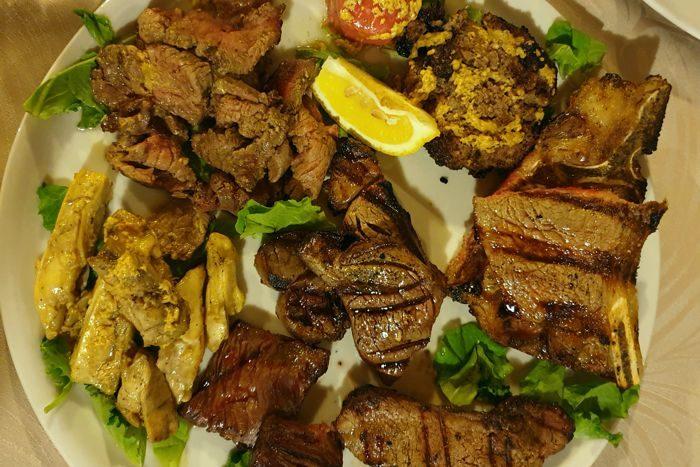 Super Grigliata - Carne e Fuoco