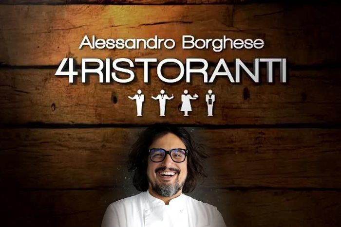 4 Ristoranti 2019 di Alessandro Borghese in Franciacorta