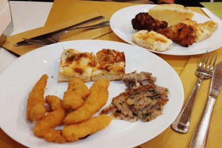 La Sforneria - Brescia - degustazione