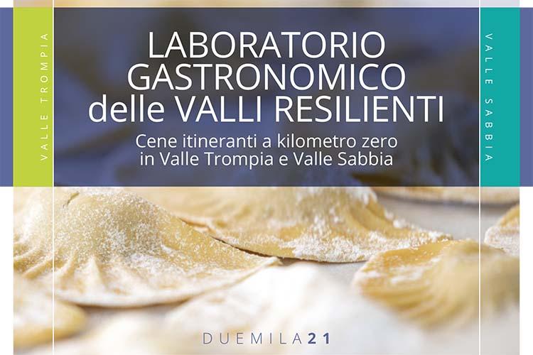 Laboratorio Gastronomico delle Valli Resilienti 2021