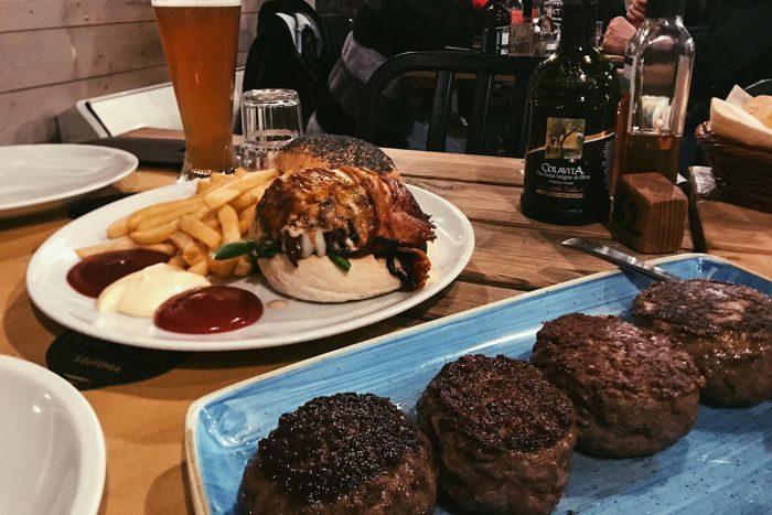 Hamburger e panino Il Mauro - Bier Stube da Mauro - Sant'Eufemia - Brescia