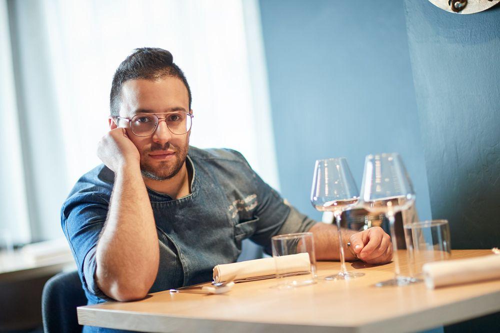 Augusto Valzelli - Chef stellato bresciano de La Porta Bruciata