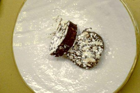 Salame al cioccolato - Il Ceppo Affetteria - Roncadelle