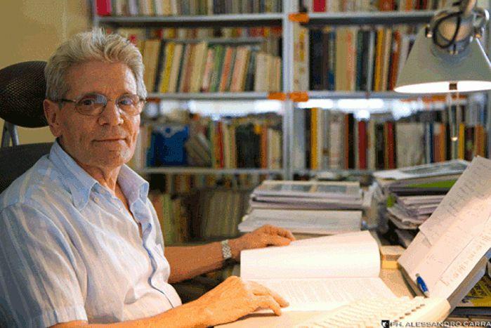 Il giornalista e scrittore Marino Marini