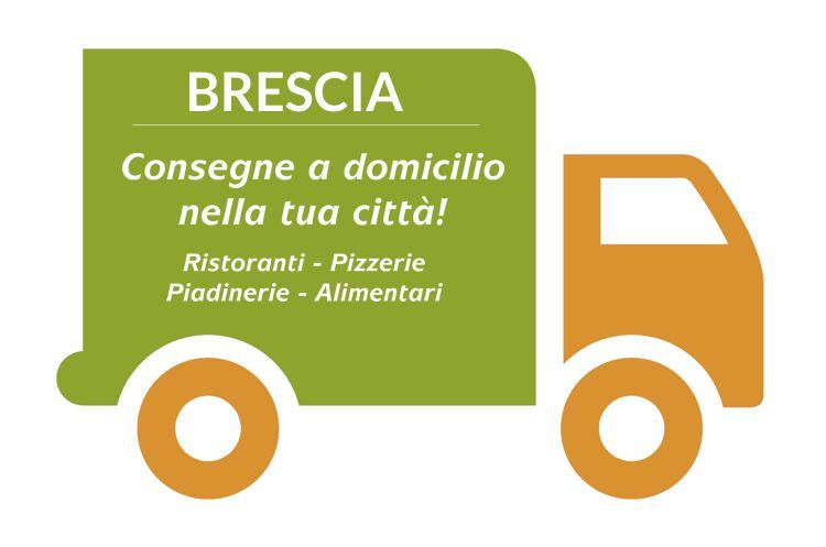 Consegna a domicilio Brescia