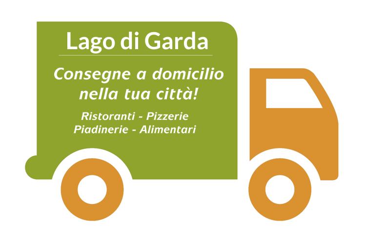 Consegna a domicilio Lago di Garda