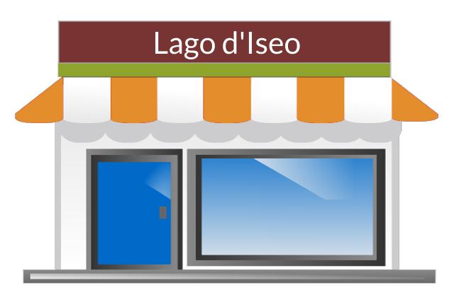 Consegna a domicilio Cibo e Bevande - Lago d'Iseo