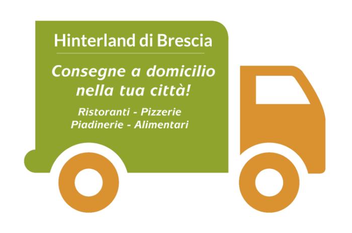 Consegna a domicilio Hinterland di Brescia