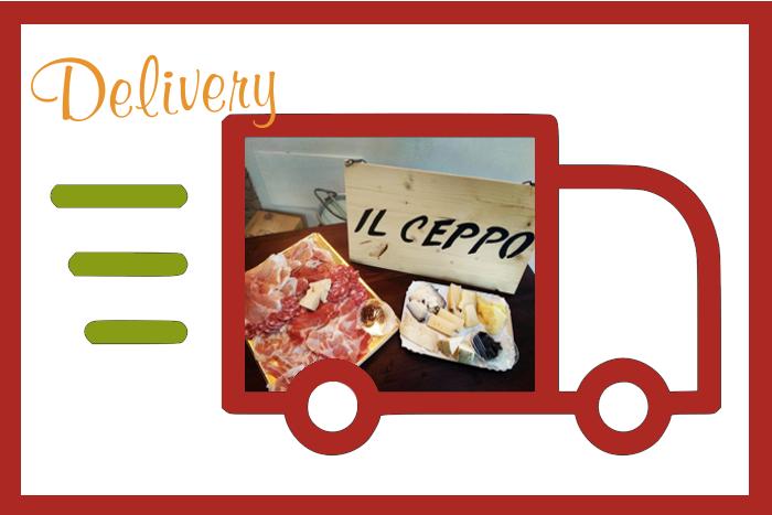 Delivery Il Ceppo - Roncadelle