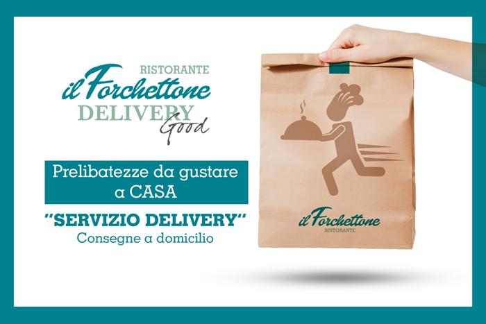 Menu delivery Forchettone