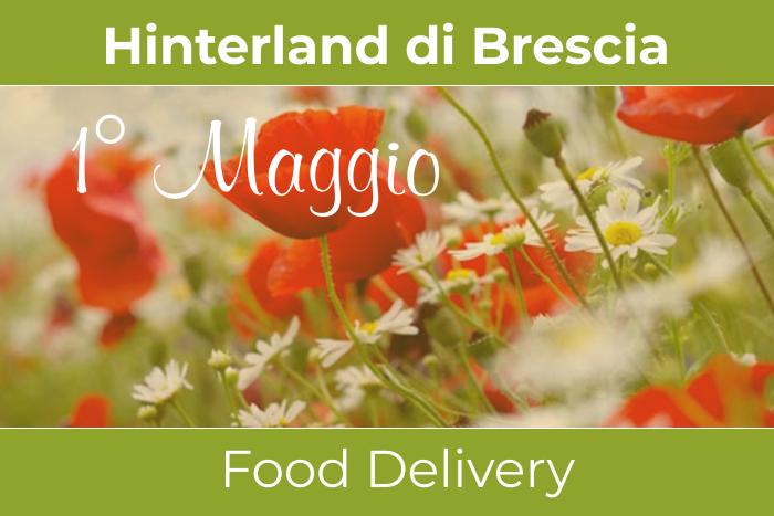 Menù 1 maggio - Brescia Hinterland