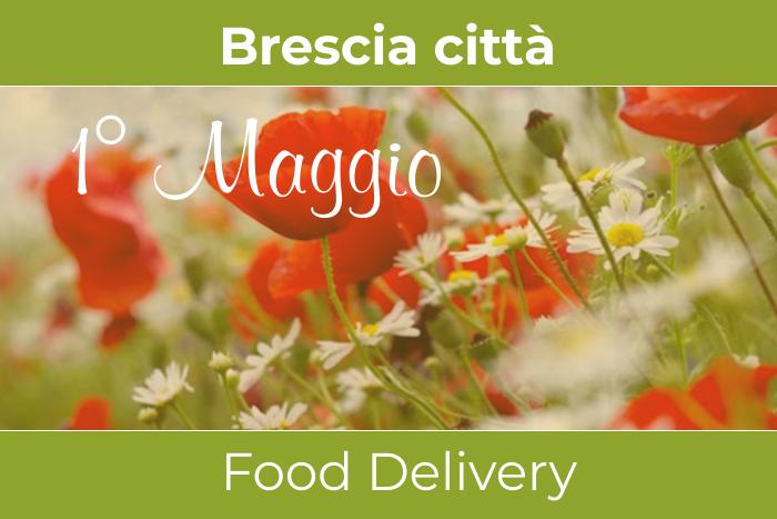 Menù 1 maggio - Brescia città