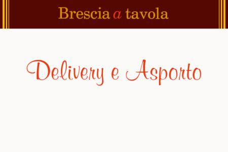 Delivery e Asporto Brescia