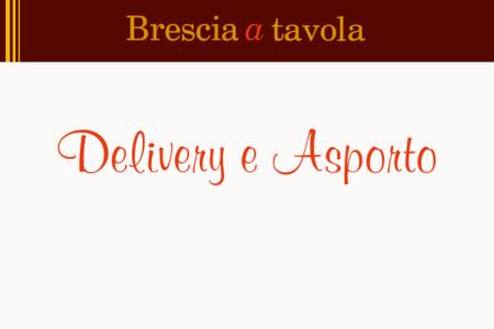 Delivery e Asporto